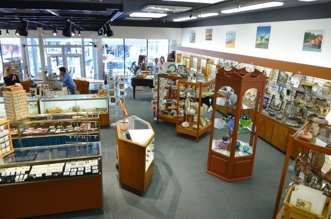 vermont artisan designs downstairs